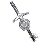 Clan Thistle Pin