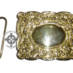 Gold Crust Buckle