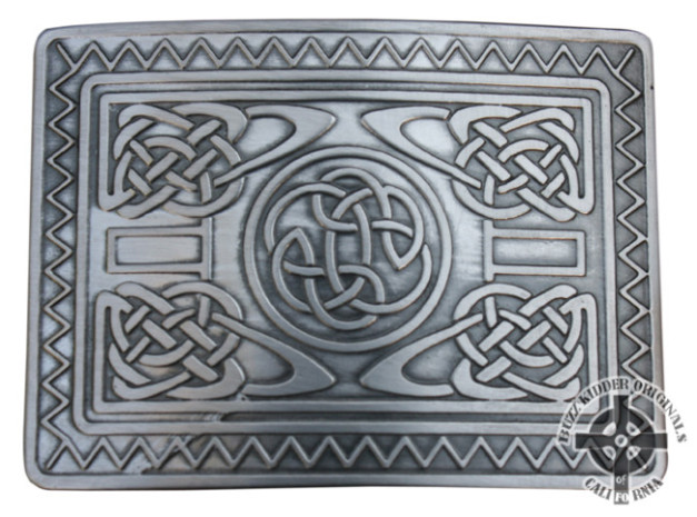 Antique Knot Buckle III